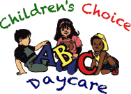 Children's Choice <br />&nbsp; &nbsp; &nbsp; &nbsp; &nbsp; &nbsp;Daycare